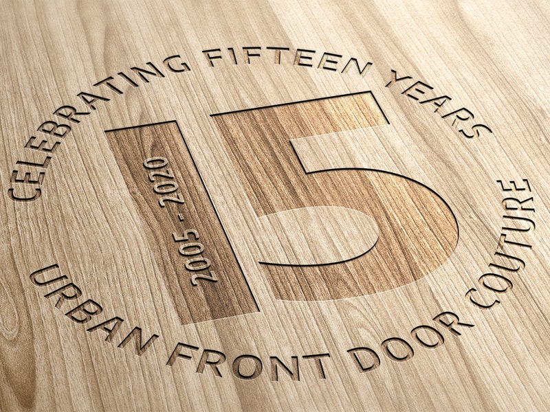 Urban Front 15 years in business