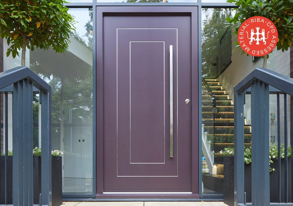 8 tips for choosing a colour for your front door urban front