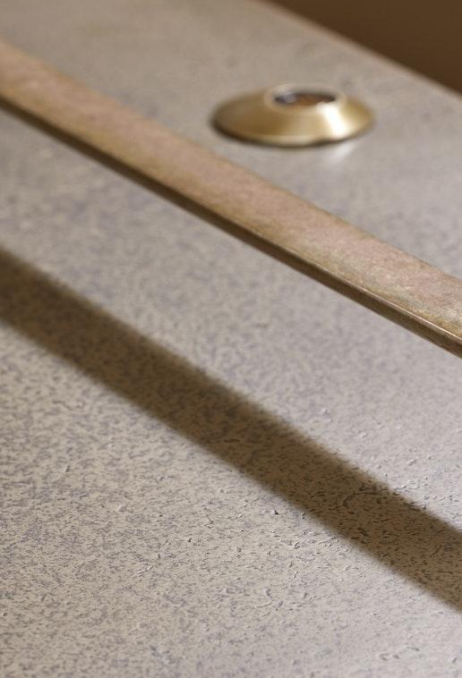 bronze handle