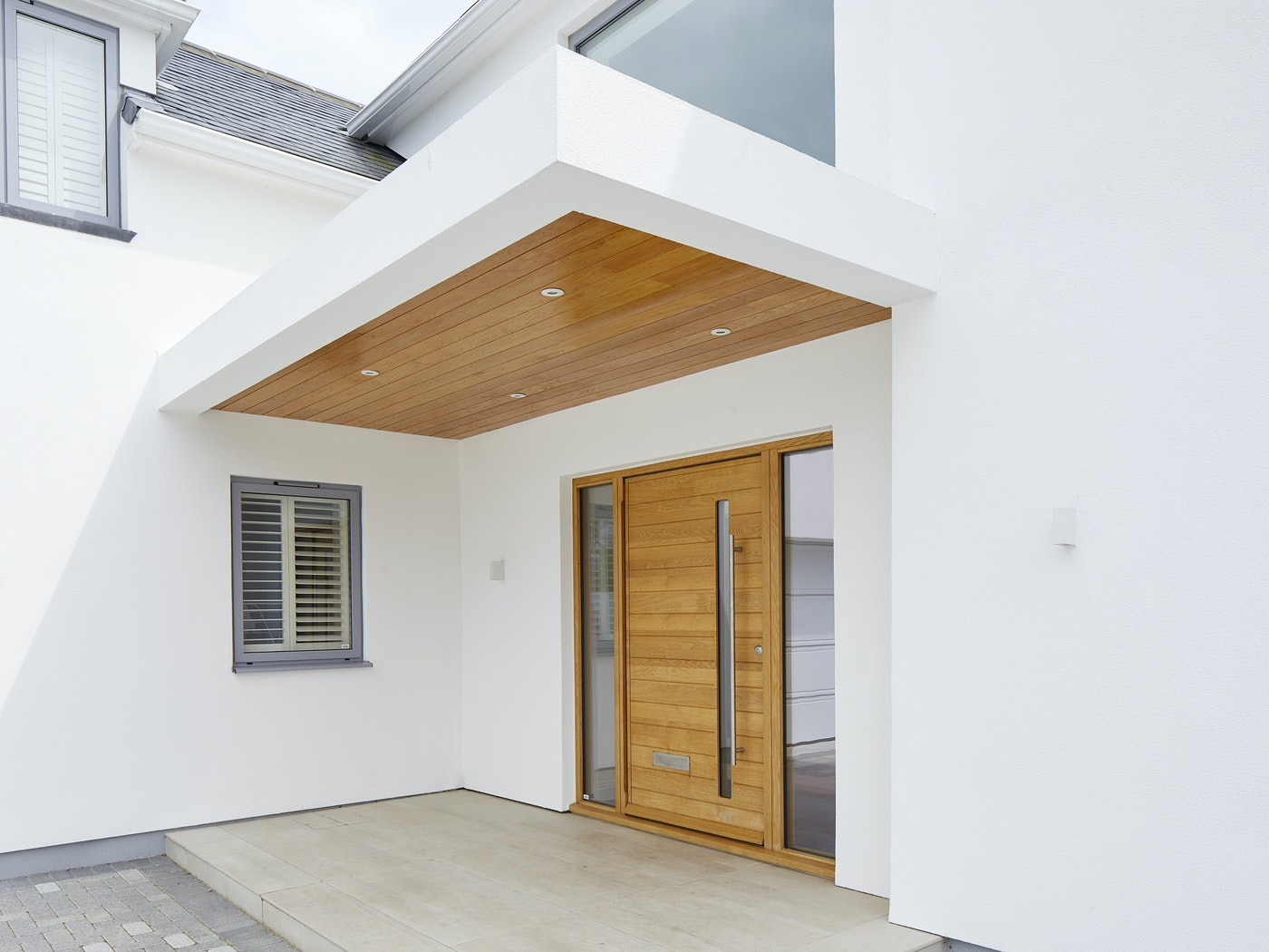 european oak is well suited to tough weathering
