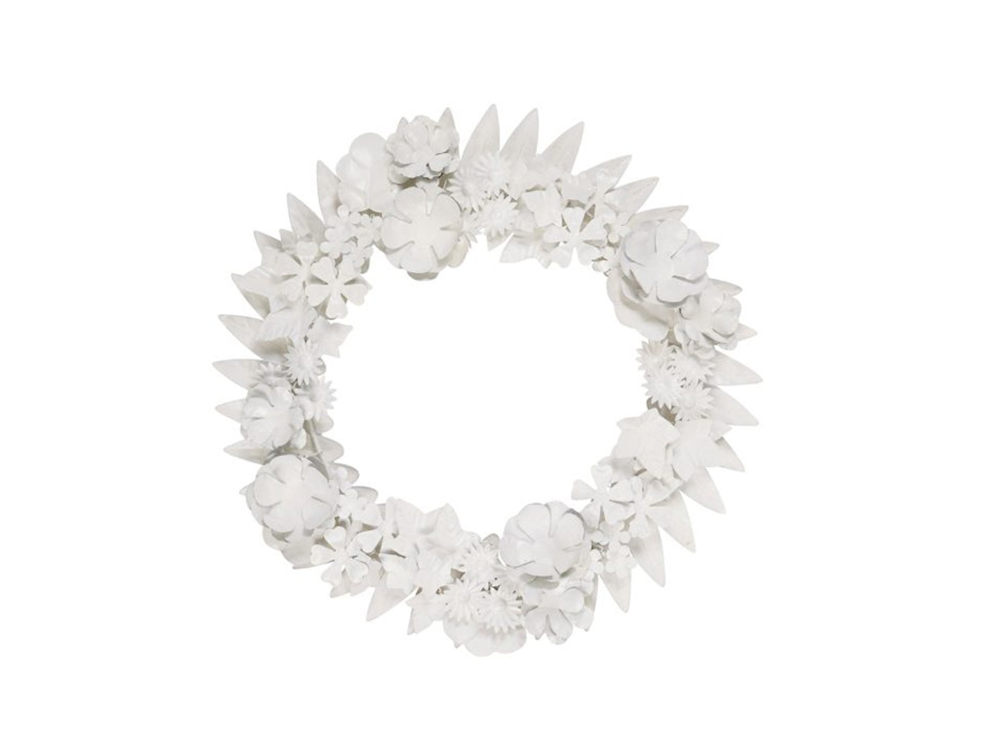 Ultimate Metal Wreath from the white company £65