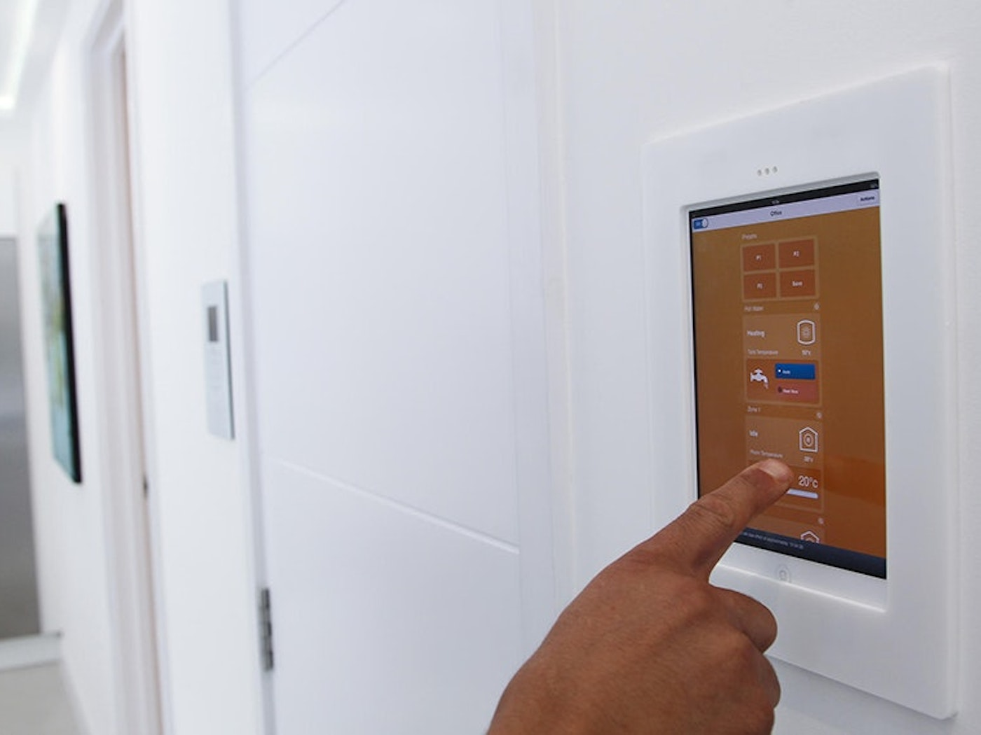 home automation urban front