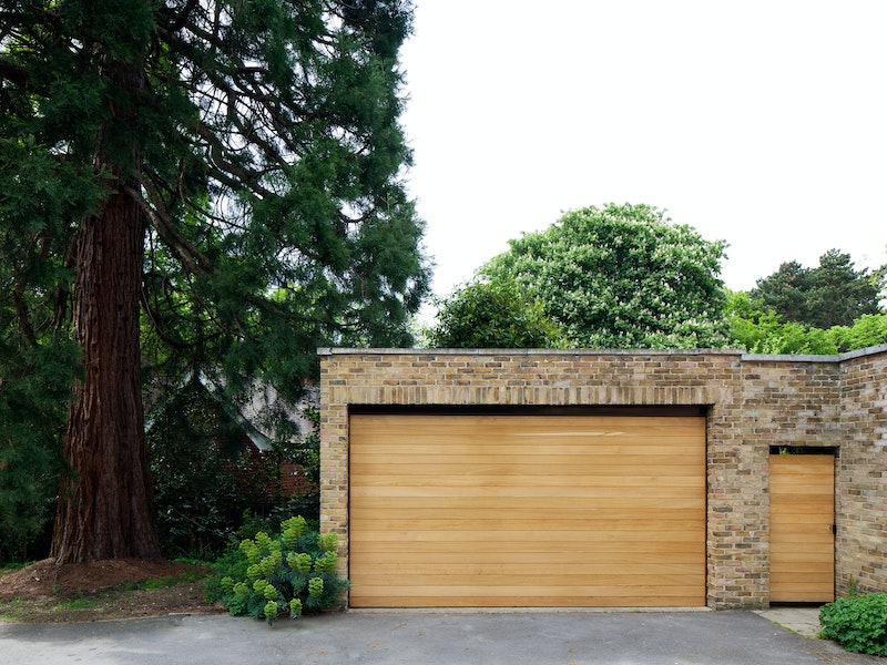 up and over garage door design | Urban Front