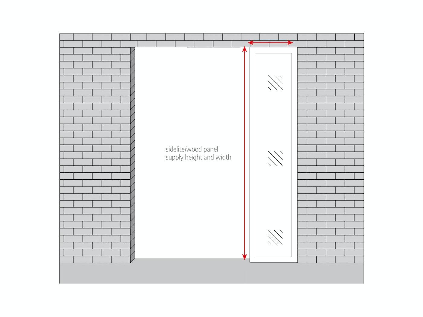 sidelight panel or storeylight sizes v2