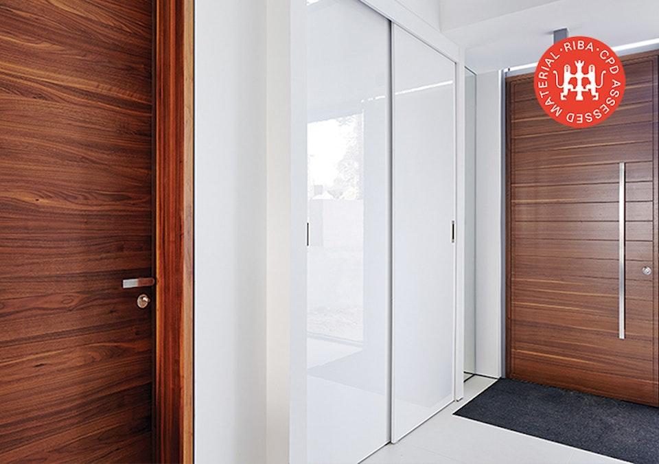 Should your internal doors match your front door thumbnail