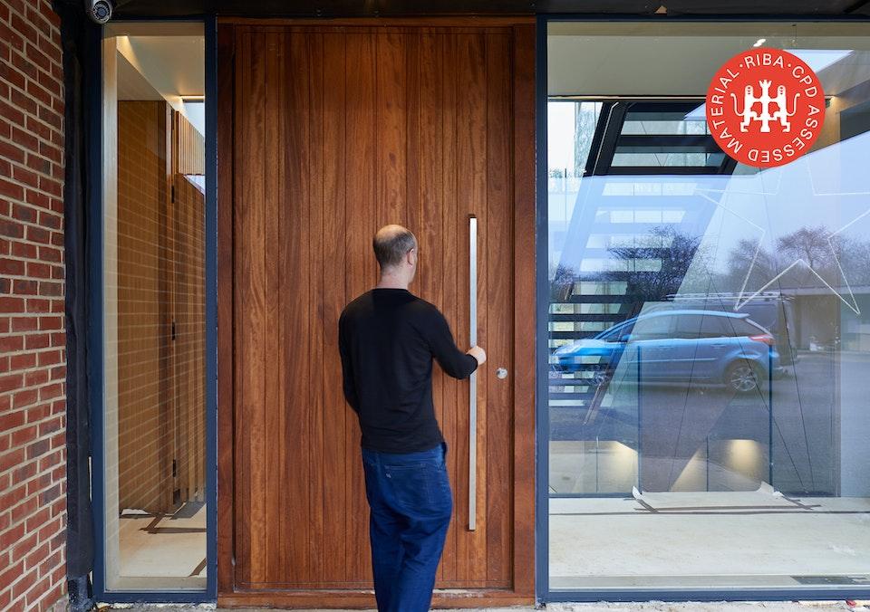 sizing your door