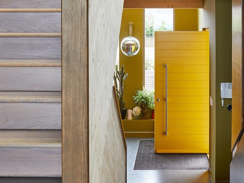 Parma front door | RAL | Pivot | Urban Front