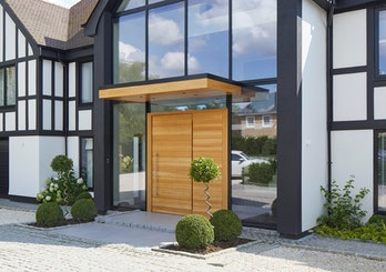 new front door adds value to your house Urban Front