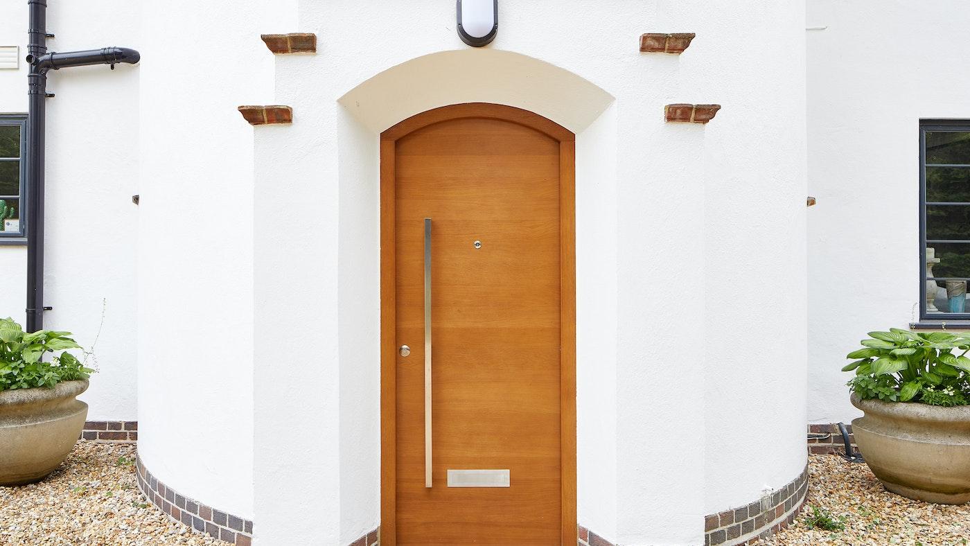 Bespoke front door | Urban Front