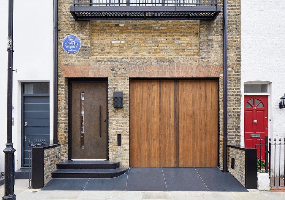 Door case studies Urban Front