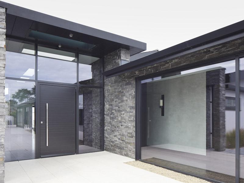 doors in glass urban front 4