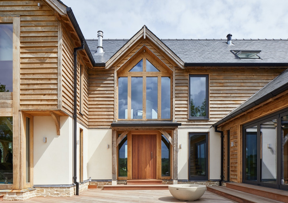 doors in traditional houses oak 4