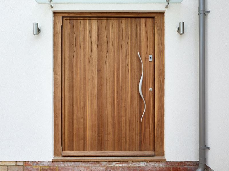 This oversized door is 1.5m wide x 2.2m high