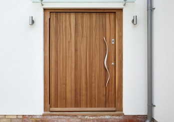 This oversized door is 1.5m wide x 2.2m high