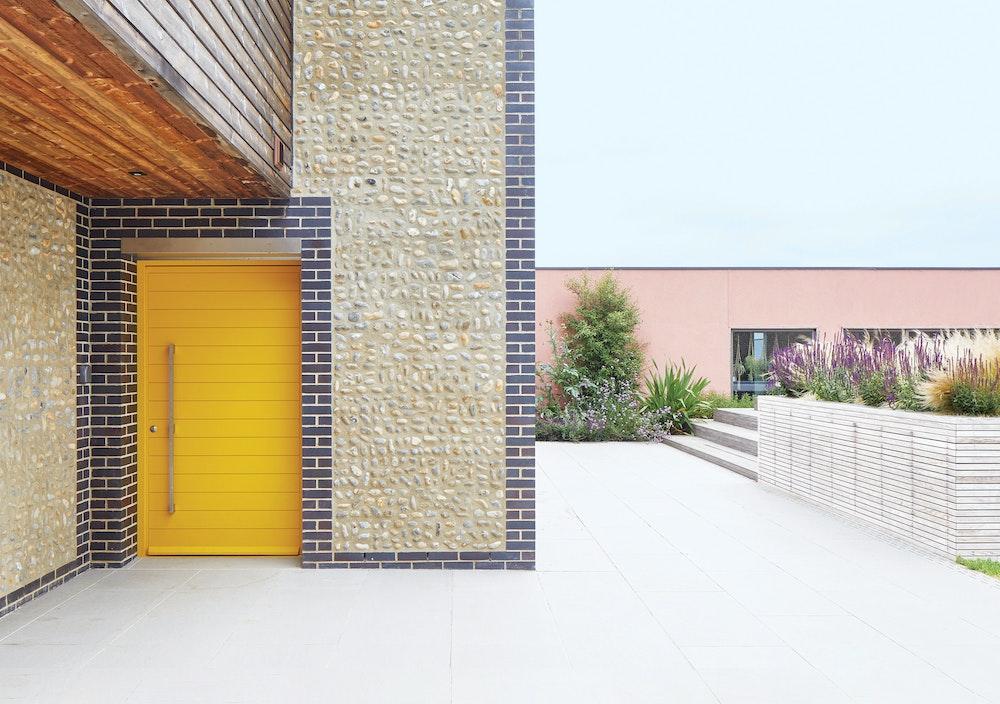 colour front door Urban Front