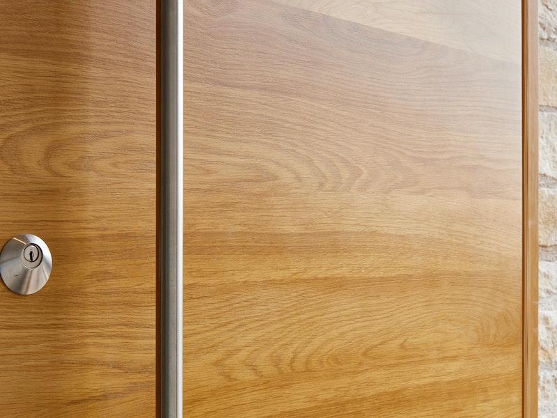 raw design | european oak | option 13 handle