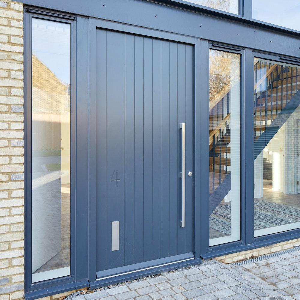 numero painted door developer package urban front