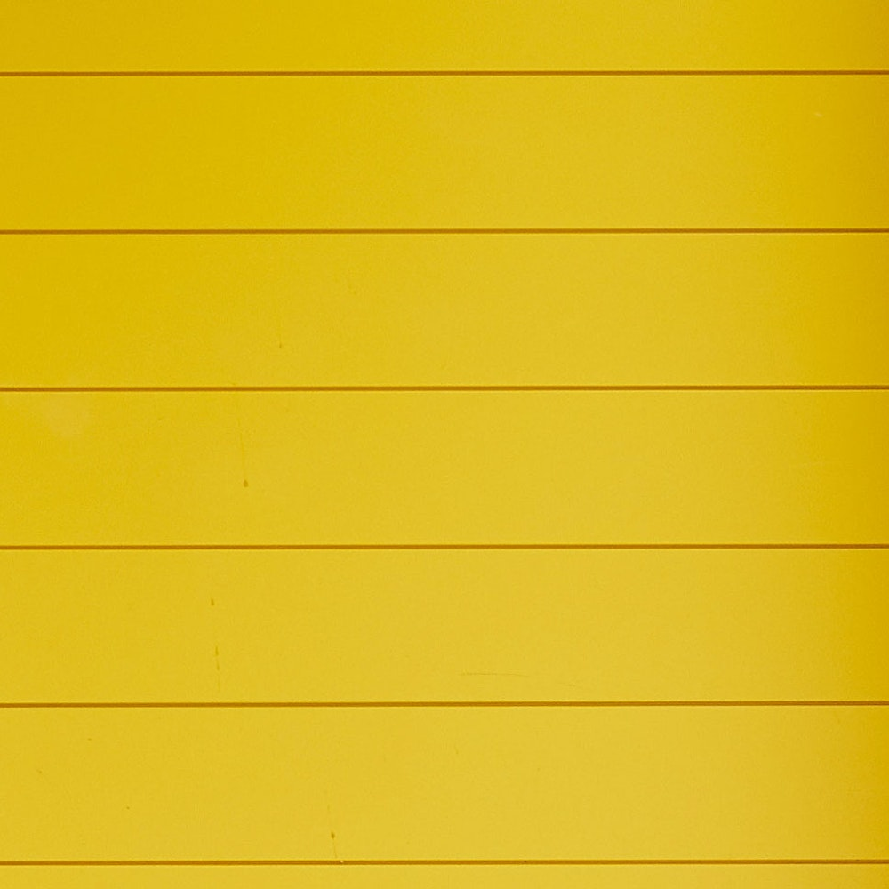 Yellow painted | Door finishes | Urban Front