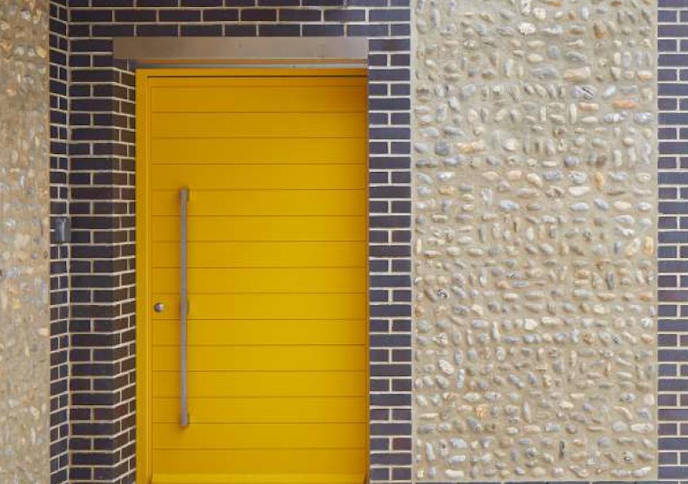 maintain painted wood door