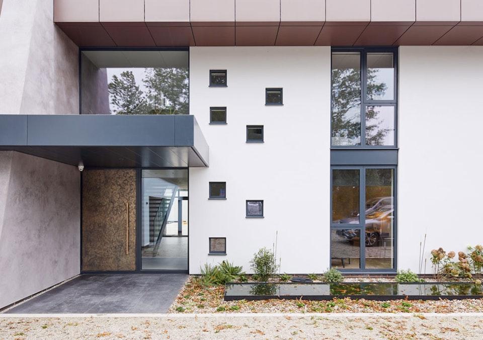 Front doors | Bronze | Urban Front
