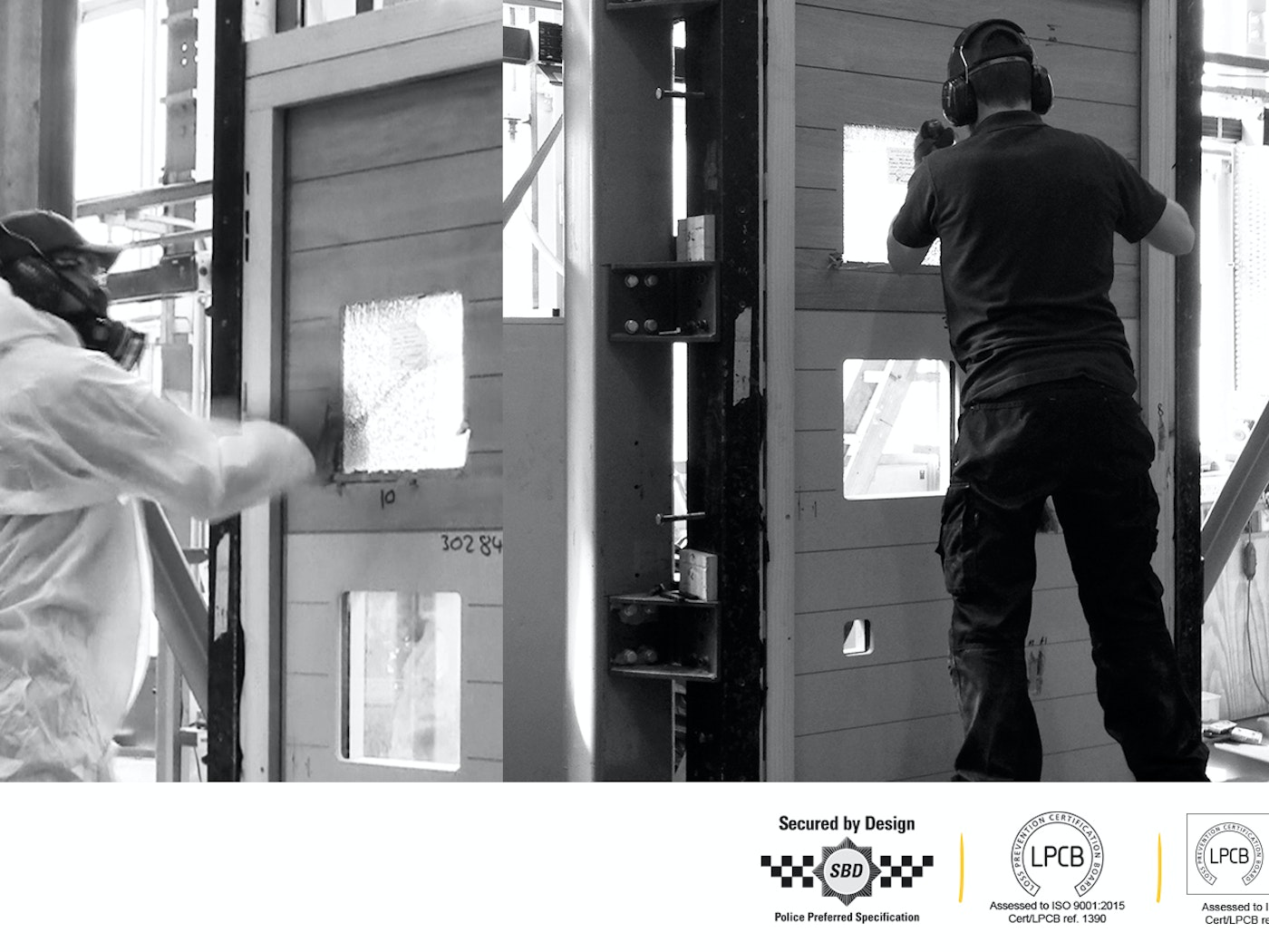 High security front doors | Certifications & accreditations | Urban Front
