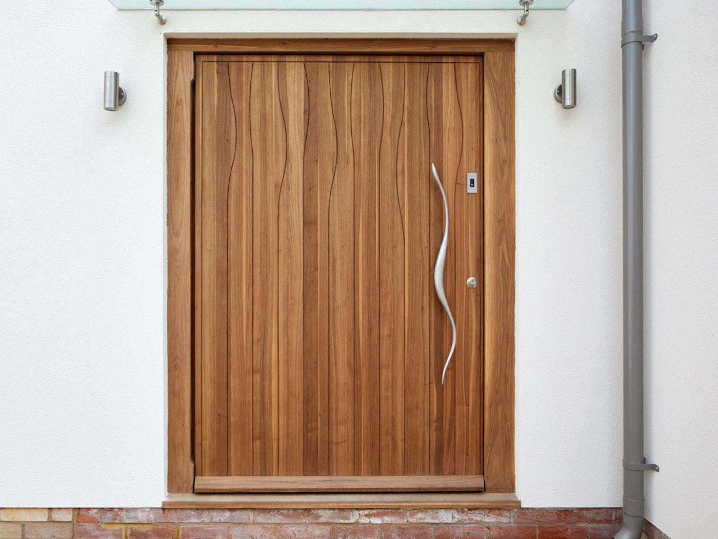 High security front doors | Fingerprint entry | Urban Front