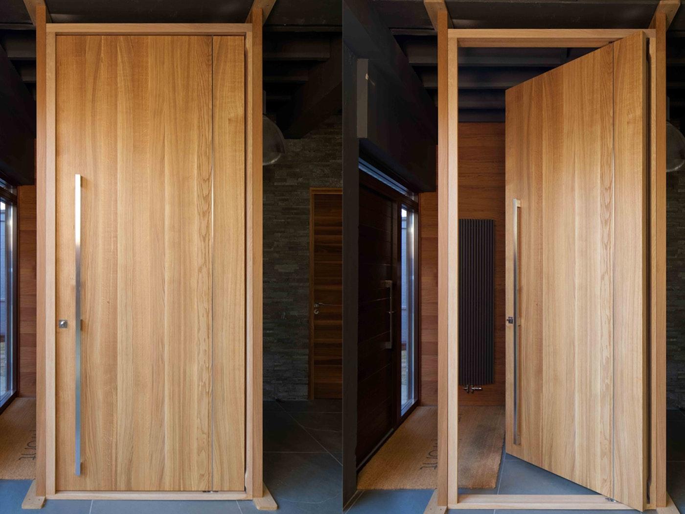 Vog internal door | Grey painted | Urban Front