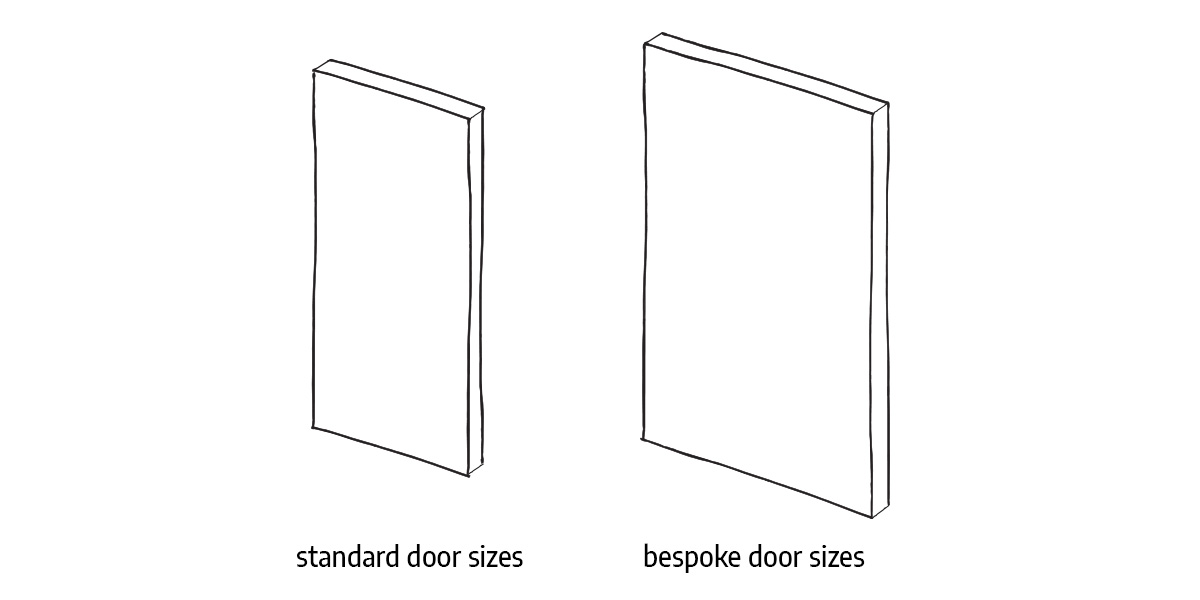 door sizes urbanfront