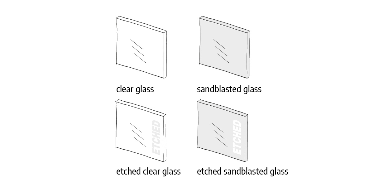 glass options Urban Front