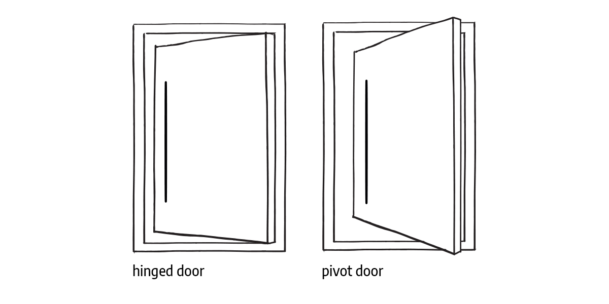 type of door options Urban Front
