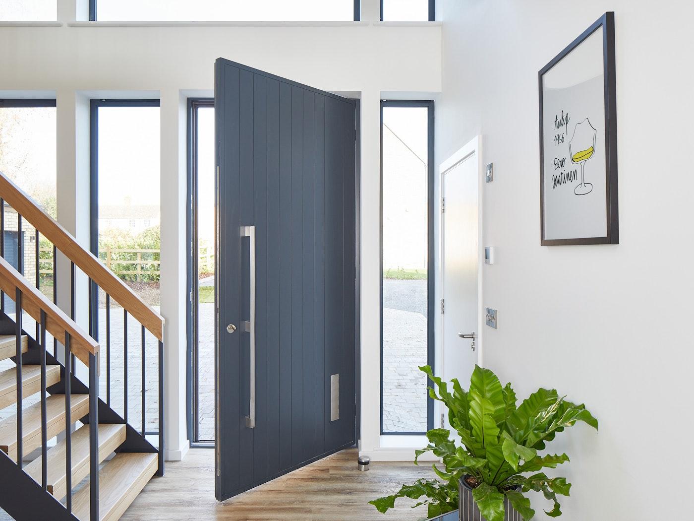 Numero front door internal view | Urban Front