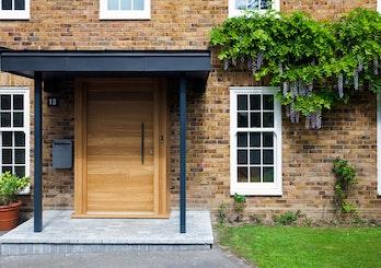 Oak wood | Parma front door