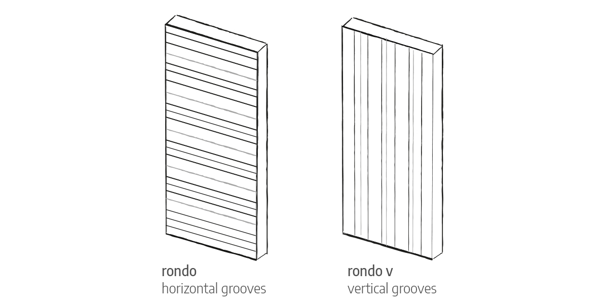 rondo front door options Urban Front v2