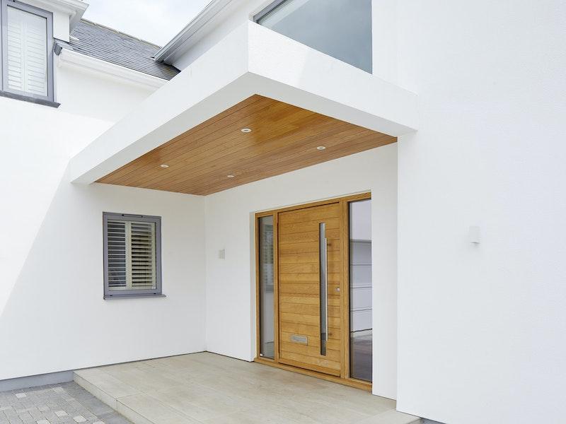 Terano front door | European Oak | Option 13 handle