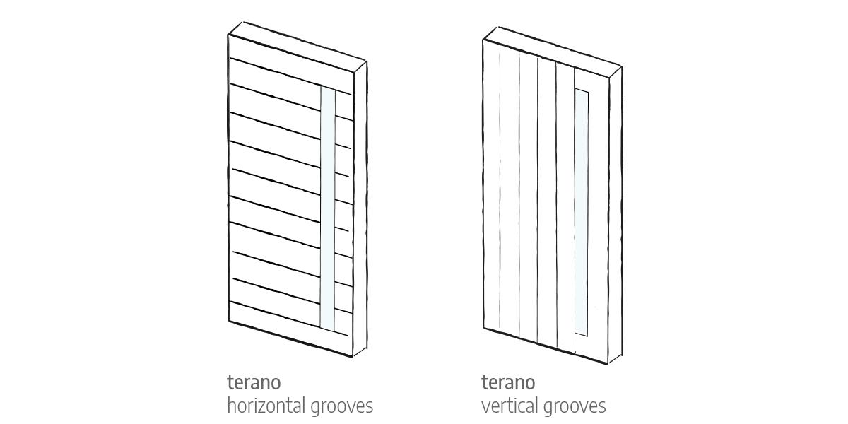 terano front door options Urban Front