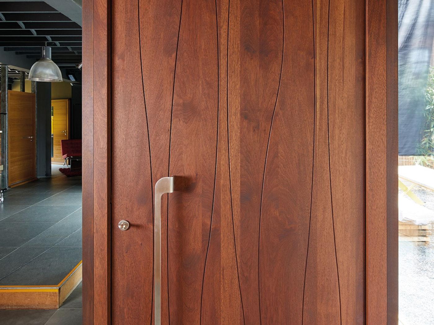 wavi front door design