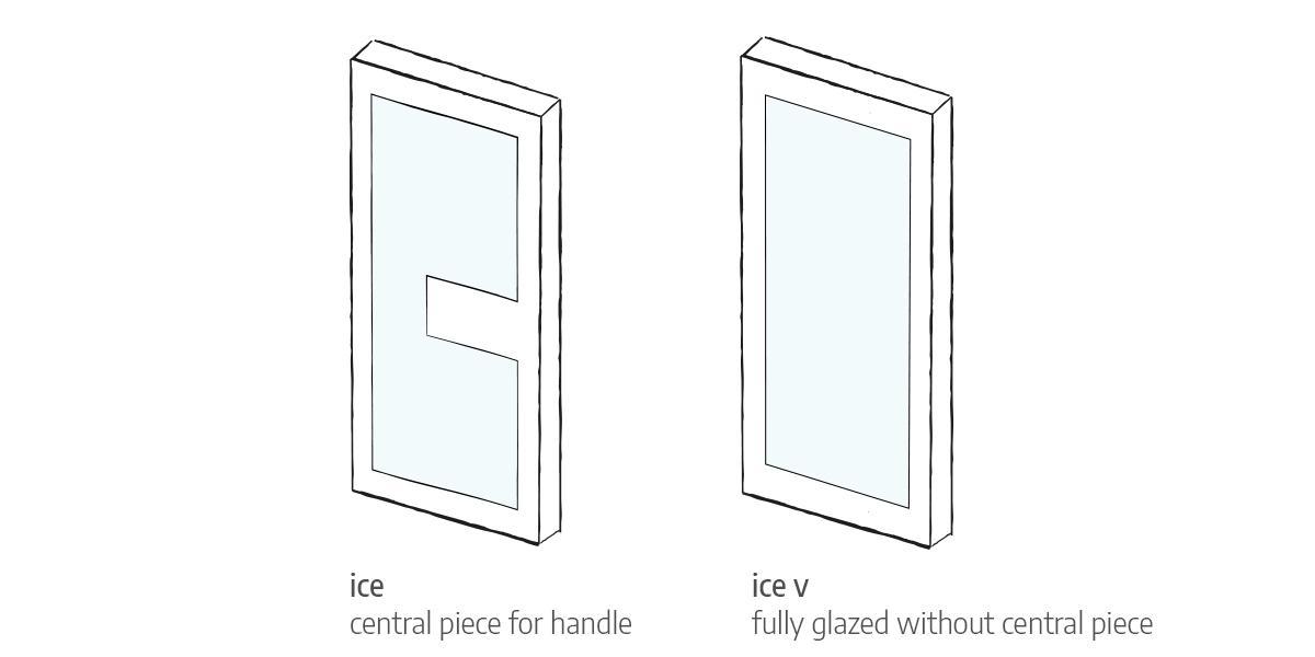 ice front door options Urban Front