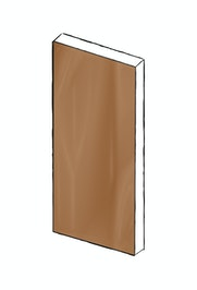 bronze front door design