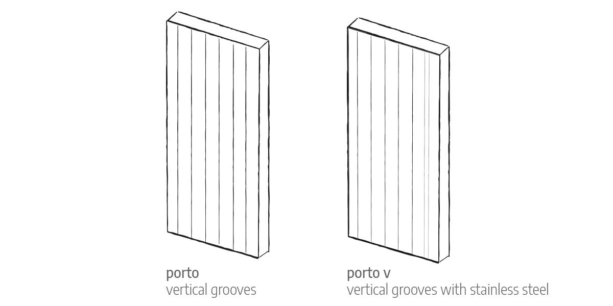 porto front door options Urban Front