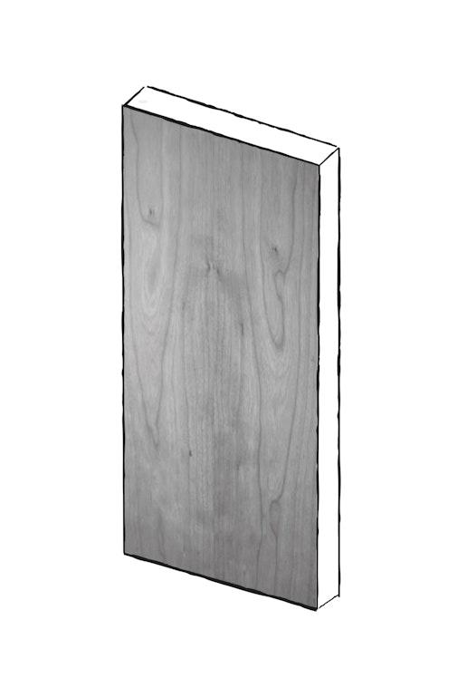 raw v front door design