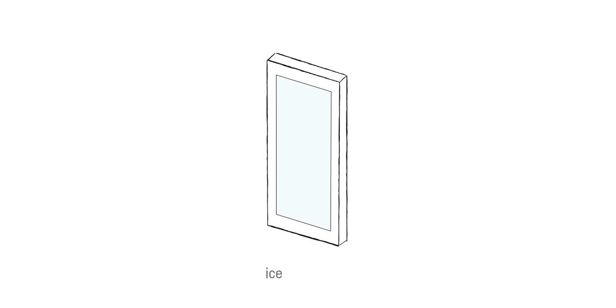 ice steel door Urban Front