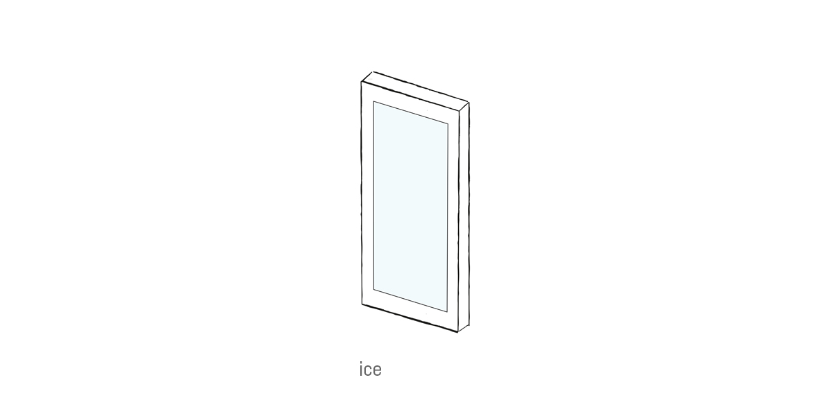 ice steel door Urban Front