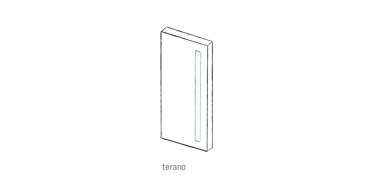 terano steel front door Urban Front