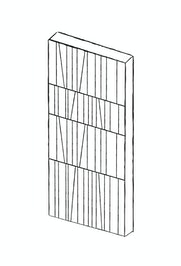 Contemporary front doors - Quattro | Urban Front