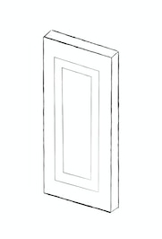 Contemporary front doors - Form v | Urban Front