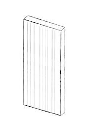 Contemporary front doors - Rondo v | Urban Front