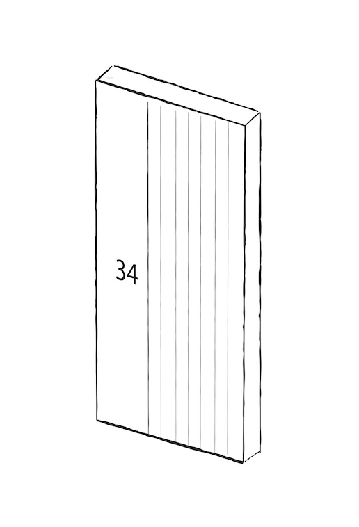 Contemporary front doors - Numero V | Urban Front