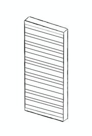 Contemporary internal doors - Rondo | Urban Front
