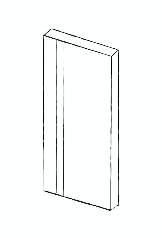 Contemporary internal doors - Vog | Urban Front