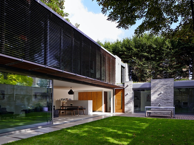 Doors in contemporary houses 20